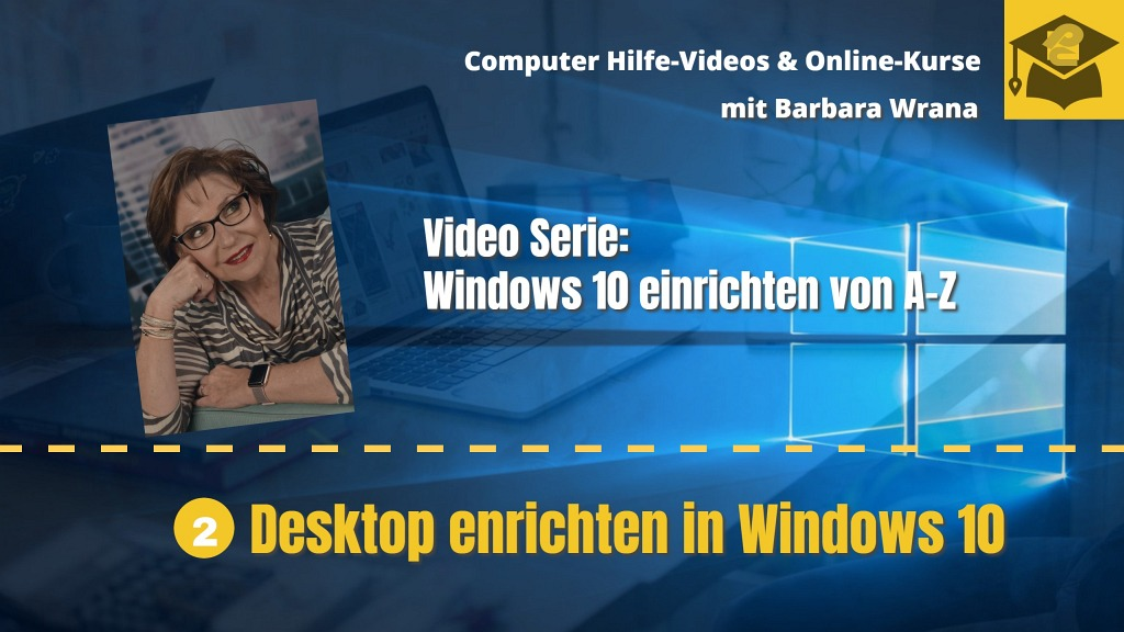Desktop einrichten Windows 10